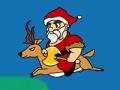 Permainan Mr Santa baterai dicuri secara online